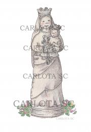 Ntra.Sra.del Carmen de piedra copy