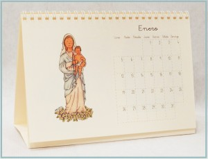 Calendario de mesa3 con borde_2